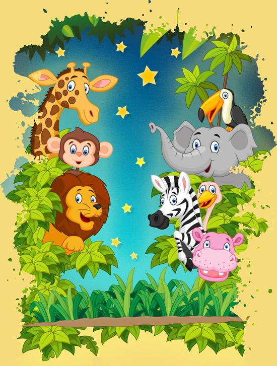 Animal Magic Children's Party