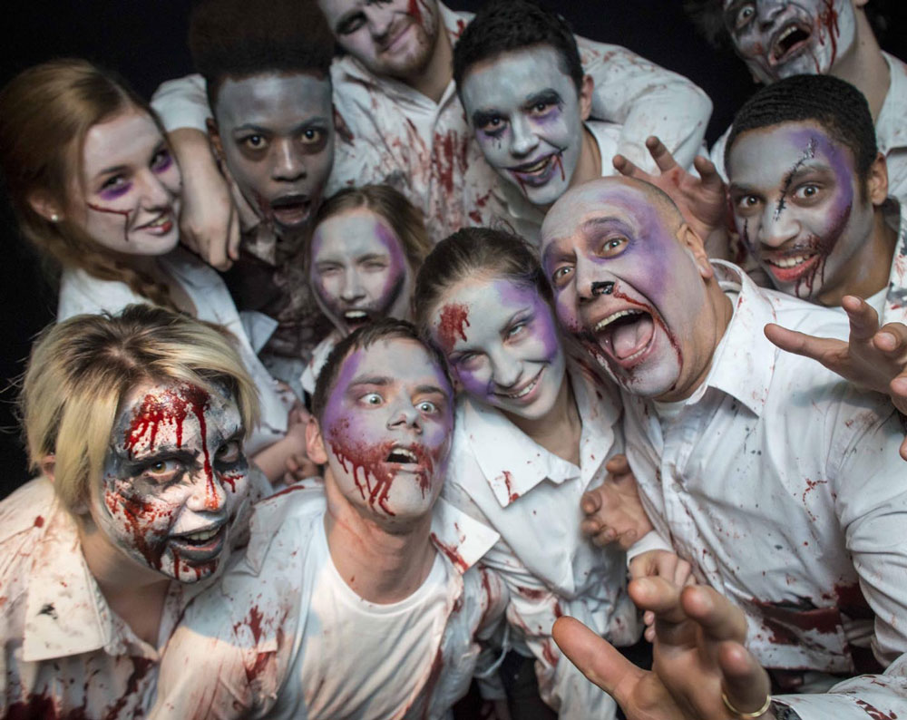 Zombie Kids Party